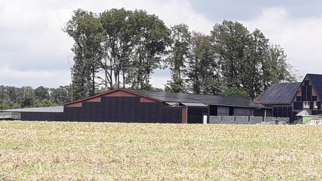 Bauernhof mit viel PV